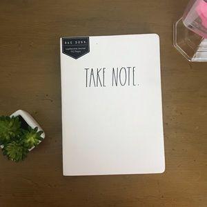 Notebook Rae Dunn 192pg Journal Take Note